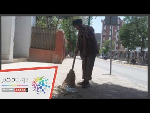 -الشقيانين فى الشوارع-.. عمال النظافة بأسيوط يواجهون حرارة الجو والصيام  - 15:54-2019 / 5 / 24