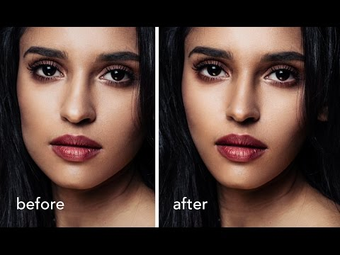 Enhancing And Changing Facial Features In Photoshop