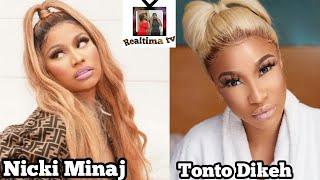 10 Nigerian Celebrities with American Celebrities Look Alike