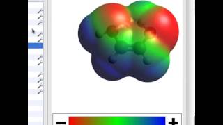 Electrostatic potential maps in Avogadro and Jmol