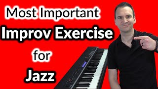 The Most Important Improv Exercise for Jazz Piano
