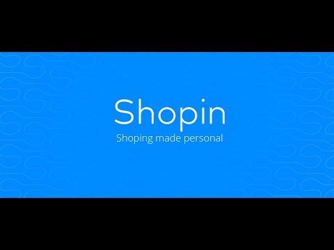 Blockchain Economic Forum Presentation  by Eran Eyal, CEO and Founder of Shopin