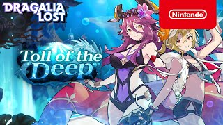 Dragalia Lost - Toll of the Deep Event Preview