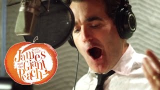 Exclusive Featurette! I Studio Album Recording I Roald Dahl's James and the Giant Peach