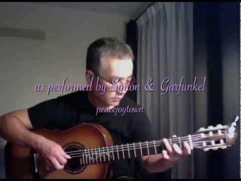 Bridge Over Troubled Water (Fingerstyle Guitar)