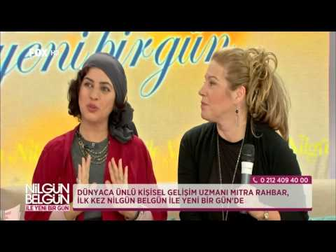 Mitra Rahbar on Fox Television Turkey, Istanbul Nilgün Belgü