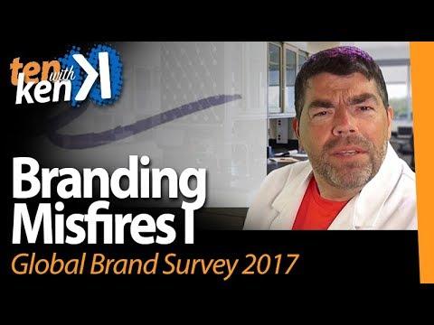 Branding Misfires I: 2015-2017