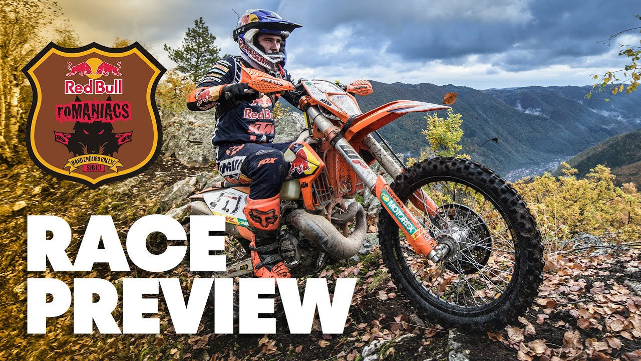 2021 Red Bull Romaniacs Race Preview