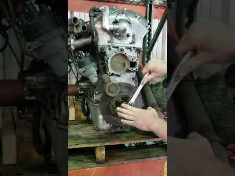 Jaguar XKE Series 1 3.8L Inline-Six Engine
