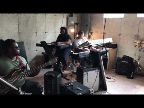 Gospel Musician Jam Session (Part 1)