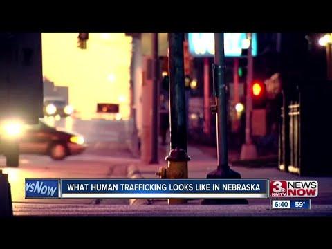 What human trafficking looks like Nebraska