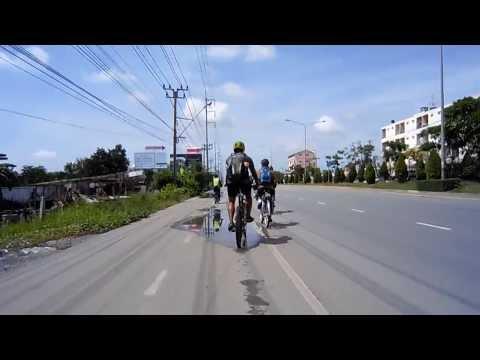 ทริปจักรยาน pantip สมุทรปราการ ครั้งที่ 4 (ถนนบางขุนเทียน-ชายทะเล)