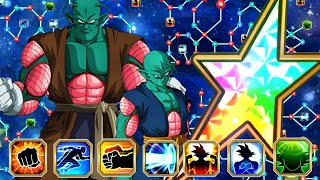 UNIVERSE 6 NAMEKIANS POWER! RAINBOW STAR F2P SAONEL & PIRINA SHOWCASE! DBZ Dokkan Battle