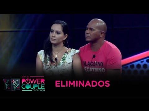 Aloísio E Luisa São Eliminados Do Power Couple Brasil