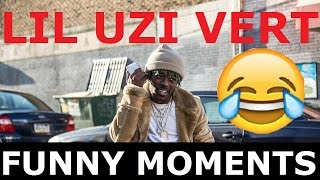 Lil Uzi Vert FUNNY MOMENTS (BEST COMPILATION)