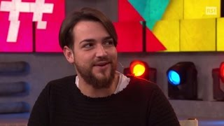Valerio Scanu ospite in studio a #CELAPOSSOFARE