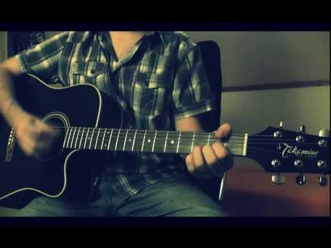 Bon Jovi - Bed Of Roses (Acoustic version) - cover by Molex