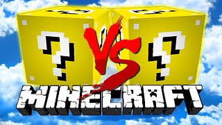 Minecraft: AIR LUCKY BLOCK CHALLENGE | Death Fall!?