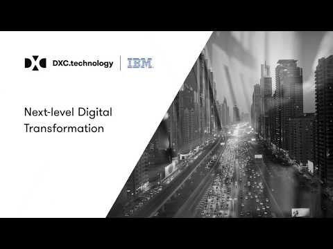 DXC Technology and IBM: Turning Massive Data into Meaningful Insights
