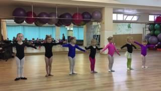 Танцы детки открытый урок Березиль Смайлики