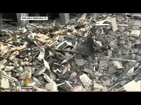 Snažne eksplozije potresle Halep - Al Jazeera Balkans