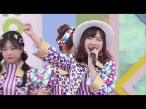 BNK48 TOKYO IDOL FESTIVAL 2019 SMILE GARDEN STAGE LIVE