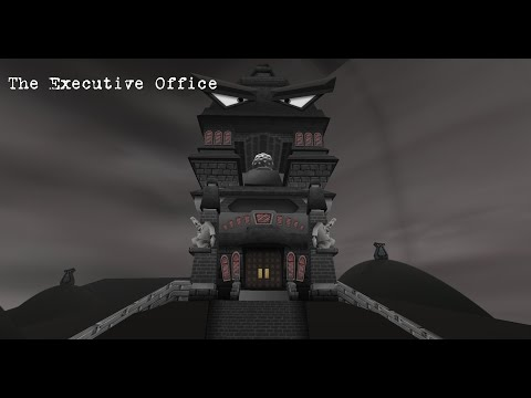 Toontown - The Executive Office