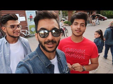 واخيرا التقيت بأصدقائي اليوتيوبرز في تركيا ؟!!