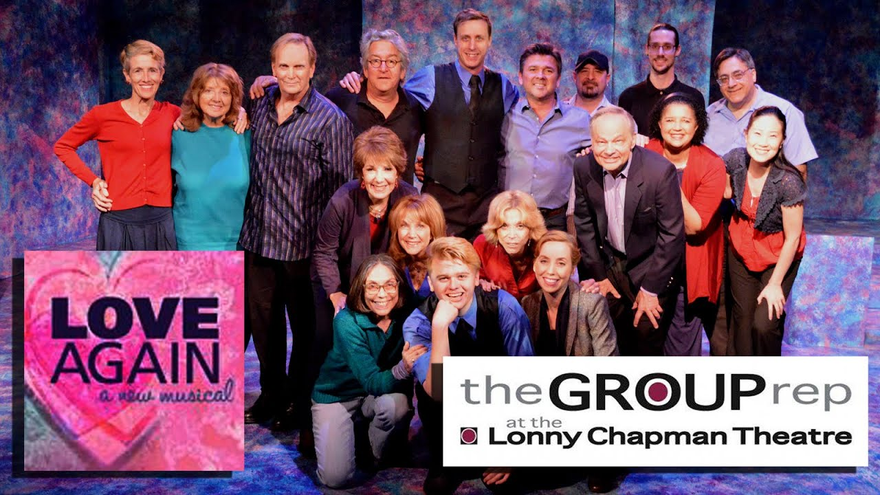 LOVE AGAIN at The Group Rep (2015)