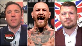 Chael Sonnen \u0026 Michael Bisping pick Dustin Poirier vs. Conor McGregor 2 | UFC 257 | ESPN MMA