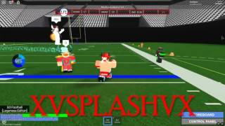LFL ROBLOX Football Meilleurs moments Firehawks Vs Vipers PLAYOFFS