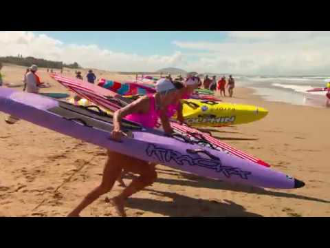2018 Queensland Surf Life Saving Championships - Ironwoman Final