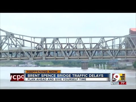Brent Spence Bridge construction: Have a plan, be patient during two months of maintenance