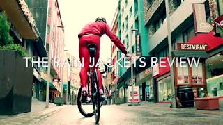 BEST RAIN JACKETS FOR CYCLISTS