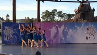 Down East Dance Disney 2016 Ballet Performance