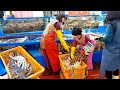 Korean Seafood Market Seoul | Mudassar Saddique | Village Food Secrets