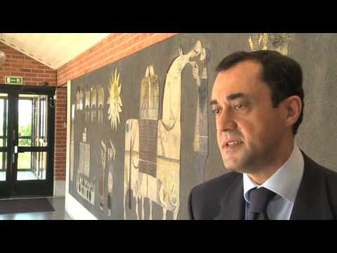 Interview with Dr Francavilla, Dr Romano and Dr Steiber on Lactobacillus reuteri