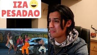 Baixar IZA - Pesadão (Participação especial Marcelo Falcão) | Reaction