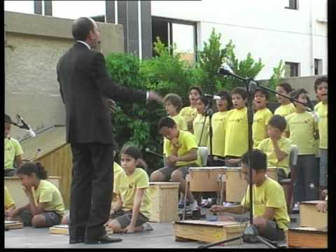 Private Deutsche Schule Kairo ( PDSK ) Summer Concert / Ballet - 2012-Part 1
