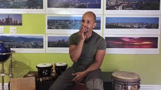 Choreography Online presents: Khalid Freeman, Choreographer, Las Vegas (2.5 minutes)