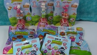 Moshi Monster Blind Bag Opening Palooza Toy Review Mega Bloks