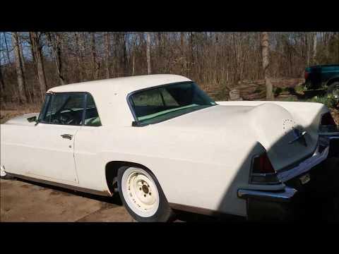 1957 Continental Mark II 22k Original Mile E-Bay Auction Virtual Tour
