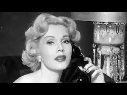 Zsa Zsa Gabor /  Zsa Zsa Gabor Husband / Zsa Zsa Gabor Young