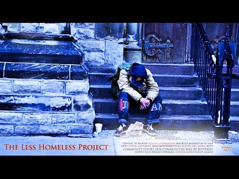The Less Homeless Project Volume 1 Detroit