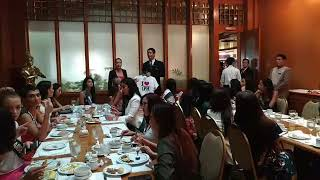 MISS EARTH 2017 | Breakfast at Cafe in the Park | CENTURY PARK HOTEL