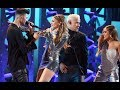 Becky G feat. Leslie Grace & CNCO - Díganle (Latin American Music Awards) 2018
