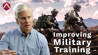 How We Apply Our Science To Military Training | Major General Spider Marks