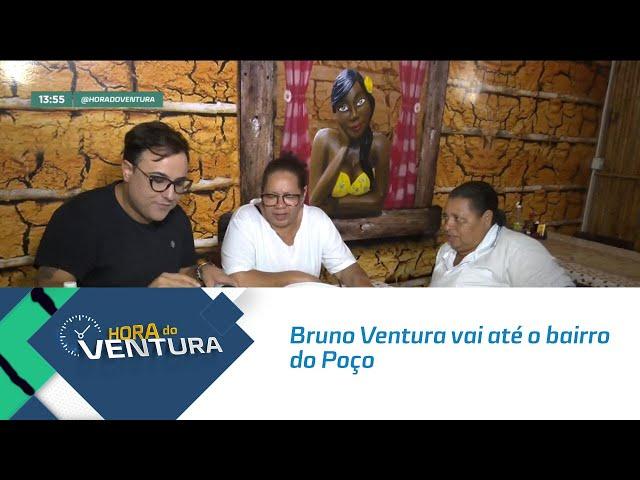 Ô de Casa: Bruno Ventura vai até o bairro do Poço cozinhar com a Dona Val - Bloco 01