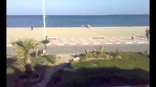 Plage Martil à Tetouan مرتيل مارتيل تطوان المغرب