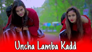 Uncha Lamba Kadd | Ole Ole Song | Romantic Love Story | Ft. Jeet & Annie | Besharam Boyz |